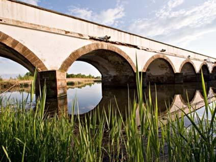 hortobábyi kilenc lyukú híd