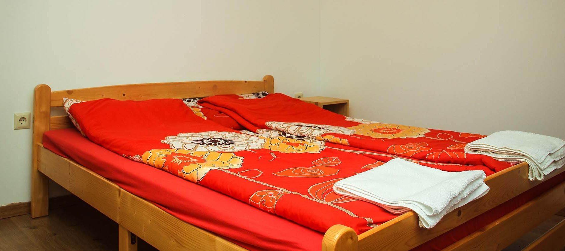 Aqua Thermal Sóterápia és Apartmanház, Püspökladány, szállás, szoba